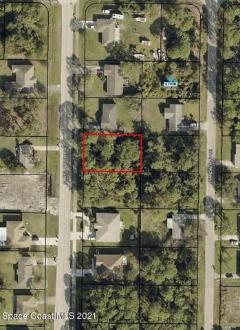 571 San Filippo Drive SE, Palm Bay, FL 32909 (MLS #904358) :: Blue Marlin Real Estate