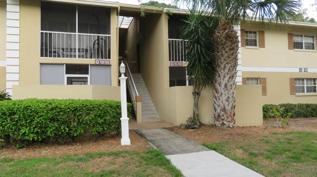 1698 Sunny Brook Lane NE G101, Palm Bay, FL 32905 (MLS #904359) :: Blue Marlin Real Estate