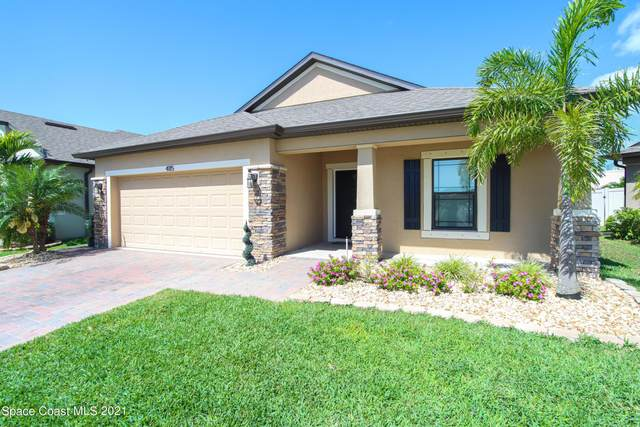 4115 Harvest Circle, Rockledge, FL 32955 (MLS #904364) :: Premium Properties Real Estate Services