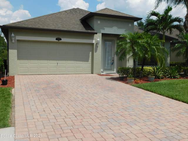 365 Breckenridge Circle SE, Palm Bay, FL 32909 (MLS #904367) :: Blue Marlin Real Estate