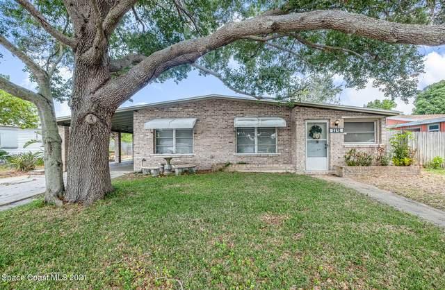 1191 Wild Rose Drive NE, Palm Bay, FL 32905 (MLS #904369) :: Blue Marlin Real Estate
