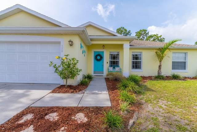 170 Breakwater Street SE, Palm Bay, FL 32909 (MLS #904373) :: Blue Marlin Real Estate