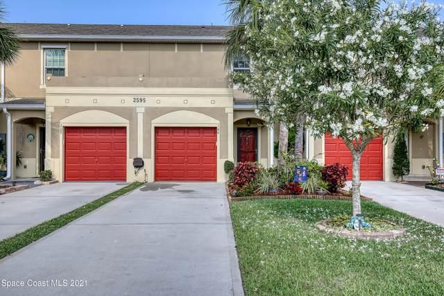 2595 Revolution Street #104, Melbourne, FL 32935 (MLS #904374) :: Blue Marlin Real Estate