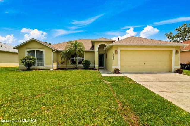 2029 Lansing Street, Melbourne, FL 32935 (MLS #904377) :: Blue Marlin Real Estate