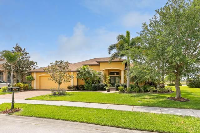 3321 Gatlin Drive, Rockledge, FL 32955 (MLS #904379) :: New Home Partners