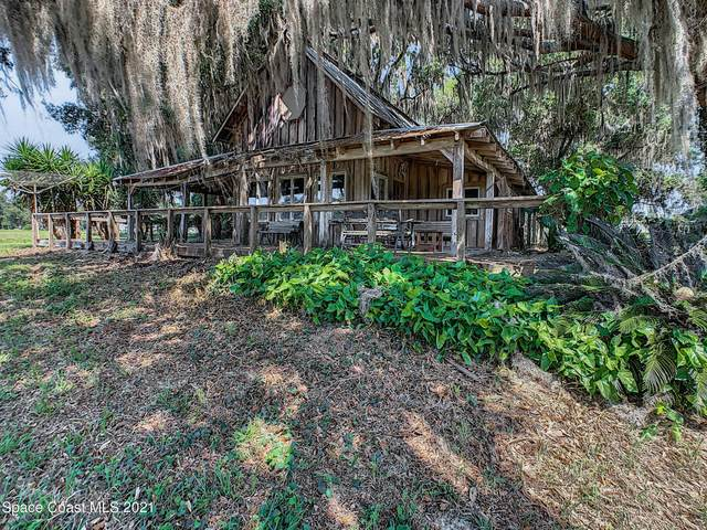 6590 NW 223rd Street, Micanopy, FL 32667 (MLS #904380) :: Premium Properties Real Estate Services