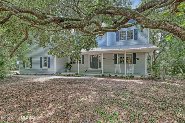 2705 Bobcat Trl, Titusville, FL 32780 (MLS #904382) :: Premier Home Experts