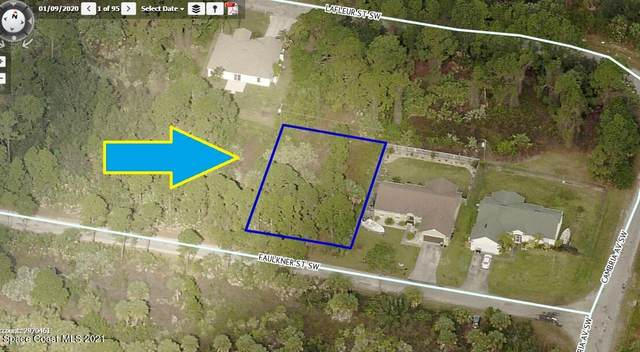 123 Faulkner Street, Palm Bay, FL 32908 (MLS #904383) :: Blue Marlin Real Estate