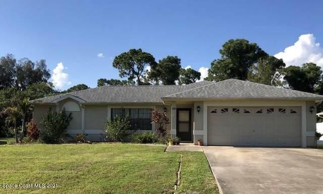 1681 Wichita Boulevard SE, Palm Bay, FL 32909 (MLS #904384) :: Armel Real Estate