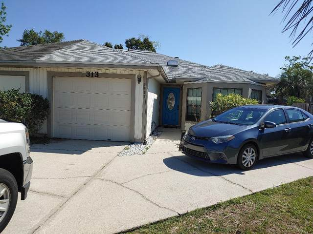 2313 Ironstone Drive E, Jacksonville, FL 32244 (MLS #904400) :: Premium Properties Real Estate Services