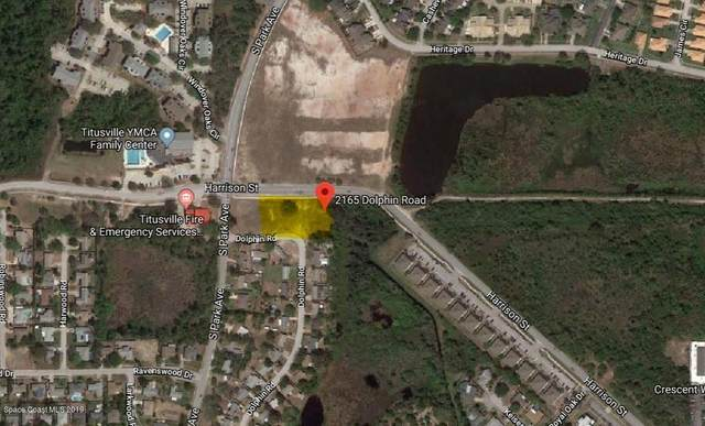 2165 Dolphin Road, Titusville, FL 32780 (MLS #904401) :: Premier Home Experts