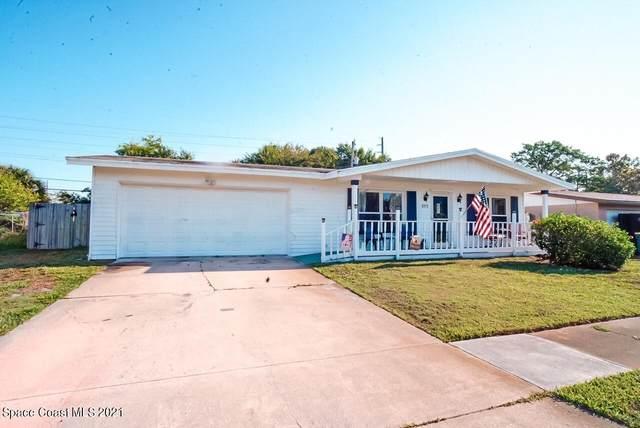 2272 Colony Drive, Melbourne, FL 32935 (MLS #904415) :: Blue Marlin Real Estate