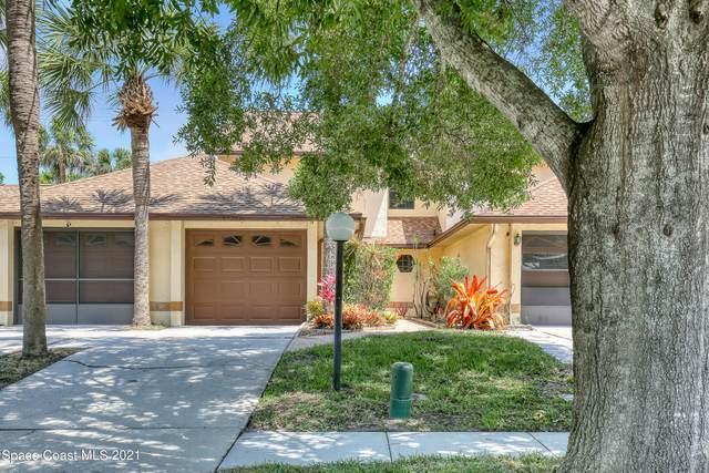 2630 Park Place Boulevard #5, Melbourne, FL 32935 (MLS #904421) :: Blue Marlin Real Estate
