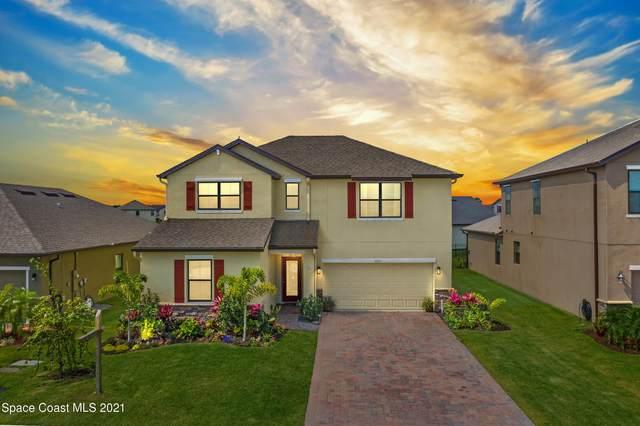 4061 Dragonfly Drive, West Melbourne, FL 32904 (MLS #904431) :: Blue Marlin Real Estate