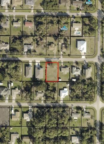 1556 Talavera Street SE, Palm Bay, FL 32909 (MLS #904441) :: Blue Marlin Real Estate
