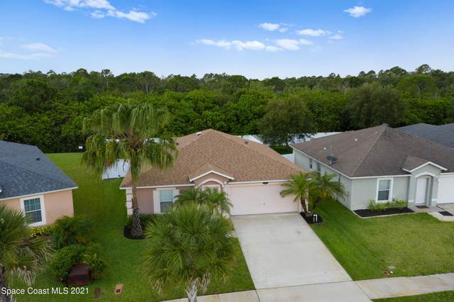 5491 Talbot Boulevard, Cocoa, FL 32926 (MLS #904445) :: Blue Marlin Real Estate