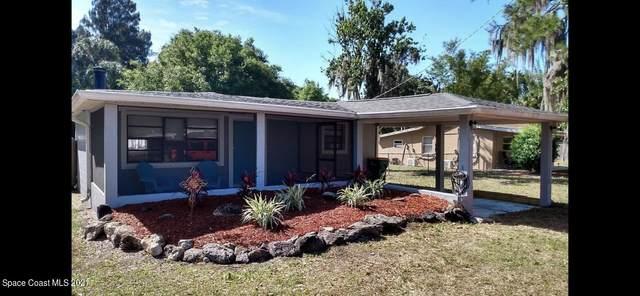 351 Sagamore Street, Melbourne, FL 32904 (MLS #904446) :: Blue Marlin Real Estate