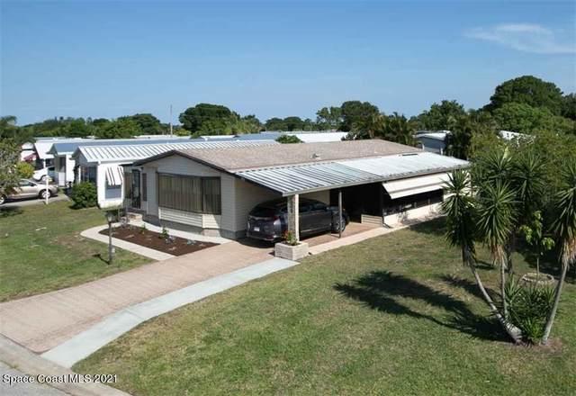 609 Marlin Circle, Barefoot Bay, FL 32976 (MLS #904449) :: New Home Partners