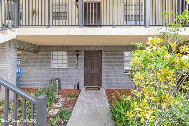 2954 Sir Hamilton Circle #3, Titusville, FL 32780 (MLS #904453) :: Blue Marlin Real Estate