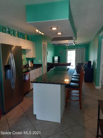 3620 Ocean Beach Boulevard #12, Cocoa Beach, FL 32931 (MLS #904454) :: Premier Home Experts