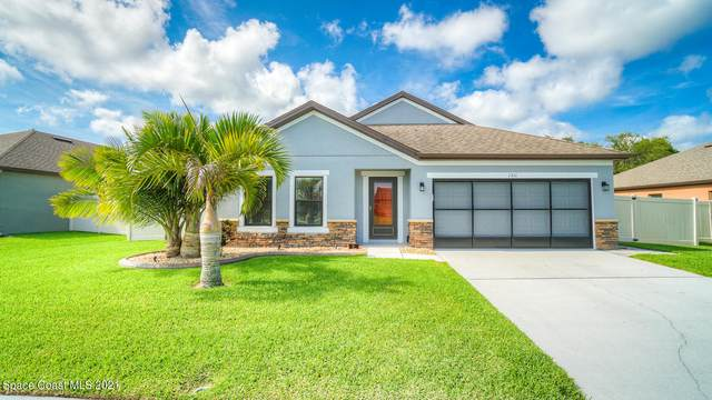 1511 Scout Drive, Rockledge, FL 32955 (MLS #904458) :: Premium Properties Real Estate Services
