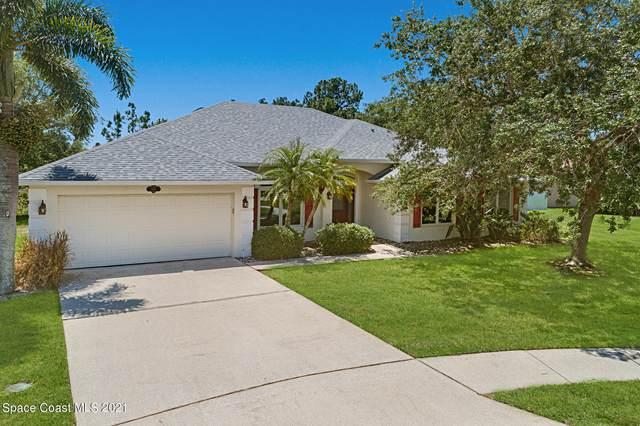 915 Bryce Lane, Melbourne, FL 32904 (MLS #904460) :: Blue Marlin Real Estate