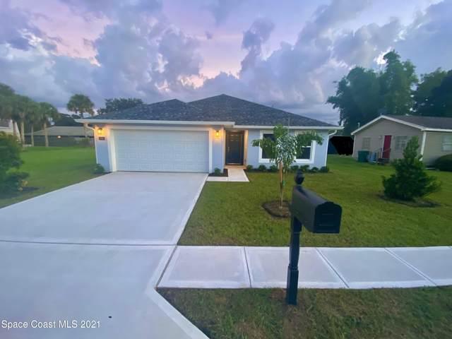 1649 Palm Ridge Road, Melbourne, FL 32935 (MLS #904461) :: Blue Marlin Real Estate