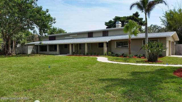 1201 Shannon Avenue, Indialantic, FL 32903 (MLS #904470) :: Blue Marlin Real Estate