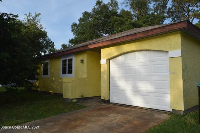 1381 Van Dyke Avenue SE, Palm Bay, FL 32909 (MLS #904474) :: Blue Marlin Real Estate
