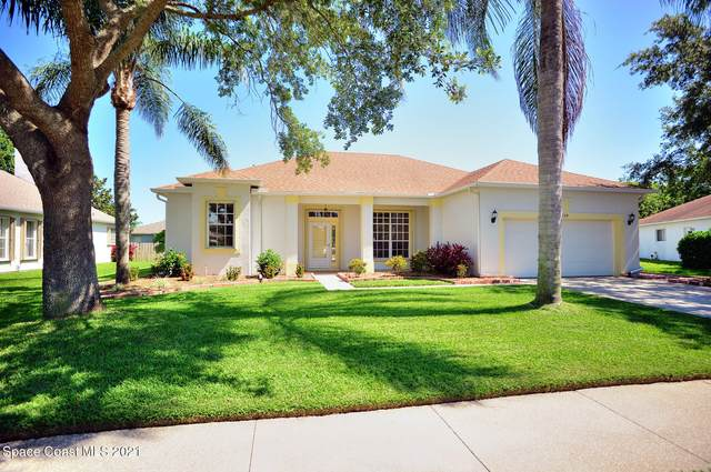 2120 Weatherly Avenue, Melbourne, FL 32904 (MLS #904481) :: Blue Marlin Real Estate