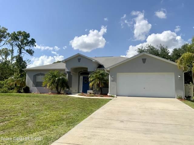 361 Tobias Street, Palm Bay, FL 32909 (MLS #904496) :: New Home Partners
