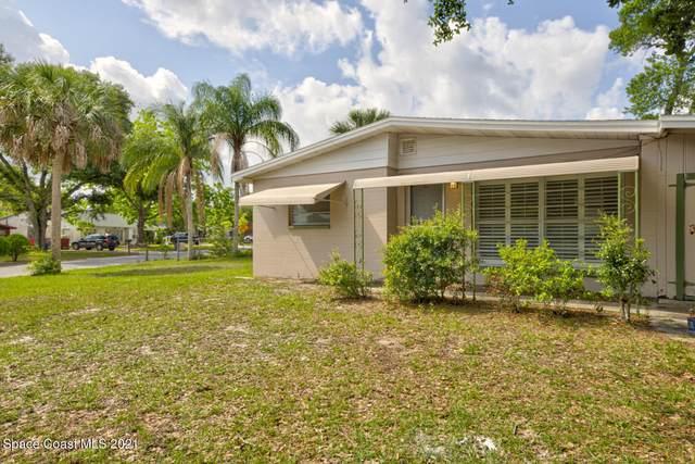 4470 Gray Avenue, Titusville, FL 32780 (MLS #904501) :: Blue Marlin Real Estate