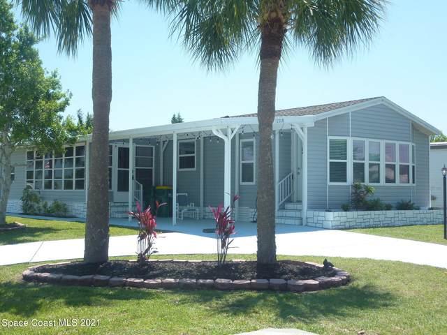 1319 Gardenia Drive, Sebastian, FL 32976 (MLS #904503) :: New Home Partners