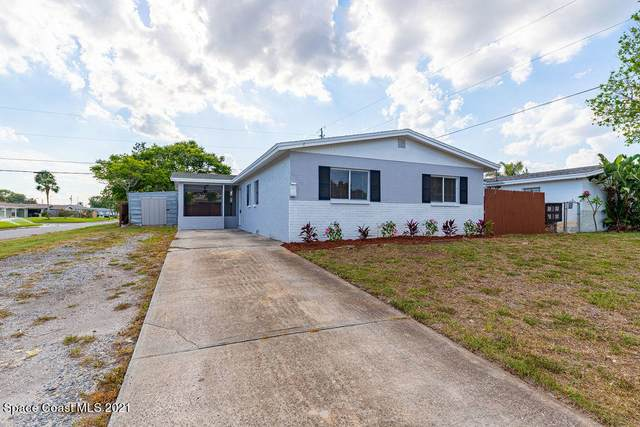 654 Teak Drive, Melbourne, FL 32935 (MLS #904516) :: New Home Partners