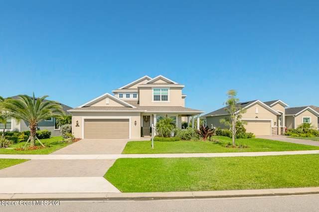 7762 Paragrass Avenue, Melbourne, FL 32940 (MLS #904519) :: Blue Marlin Real Estate