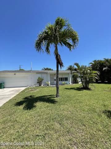 145 SE 2nd Street, Satellite Beach, FL 32937 (MLS #904521) :: Blue Marlin Real Estate