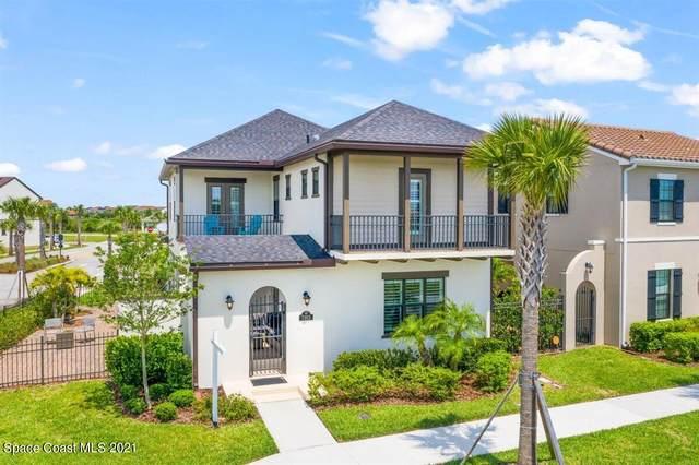 7103 Vista Hermosa Drive, Melbourne, FL 32940 (MLS #904522) :: New Home Partners
