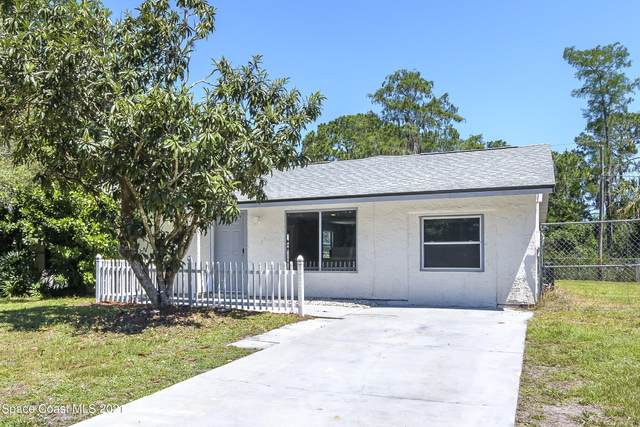 1239 Waffle Street SE, Palm Bay, FL 32909 (MLS #904524) :: New Home Partners