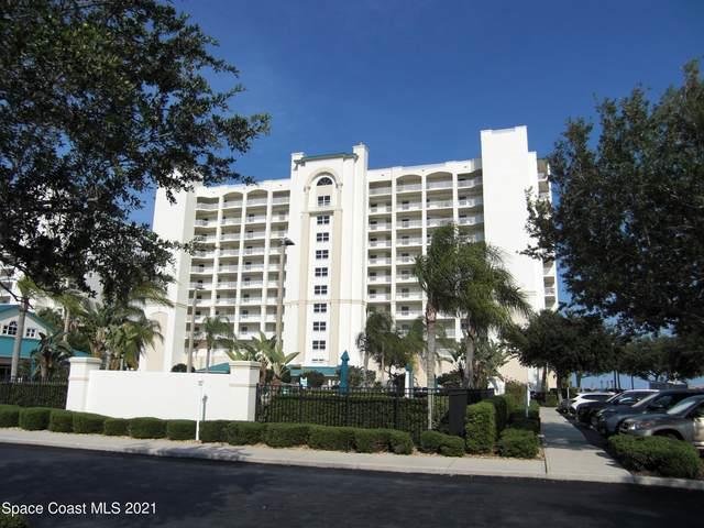 7 Indian River Avenue #606, Titusville, FL 32796 (MLS #904529) :: Premium Properties Real Estate Services