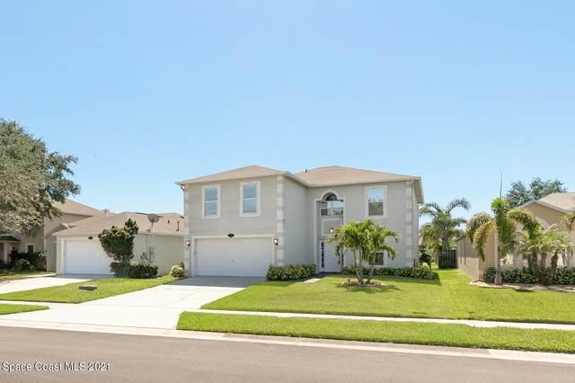 1760 Brookshire Circle, Melbourne, FL 32904 (MLS #904540) :: Premium Properties Real Estate Services