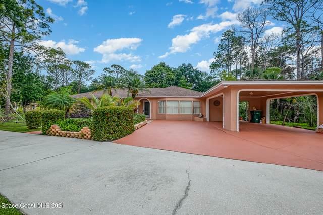 5050 Saturday Place, Cocoa, FL 32926 (MLS #904543) :: Premium Properties Real Estate Services