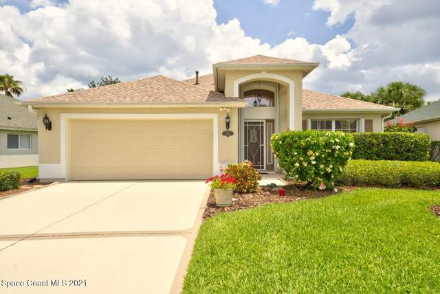 749 Mill Cove Road, Melbourne, FL 32940 (MLS #904559) :: Premium Properties Real Estate Services