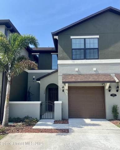 1320 Lara Circle #102, Rockledge, FL 32955 (MLS #904560) :: New Home Partners