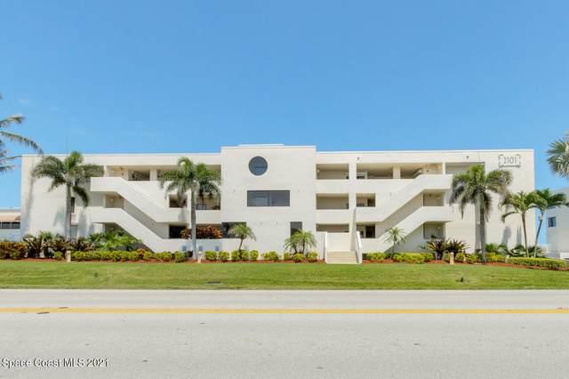 2101 Atlantic Street #533, Melbourne Beach, FL 32951 (MLS #904565) :: New Home Partners
