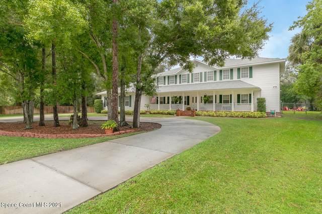 2205 Pine Meadow Avenue, Melbourne, FL 32904 (MLS #904574) :: New Home Partners