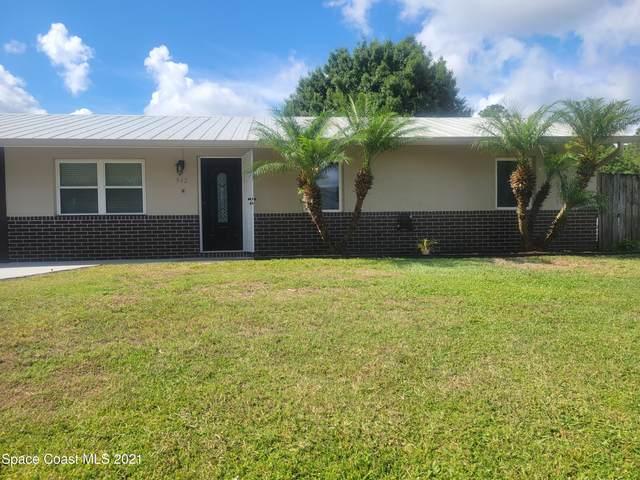 942 Quail Street SE, Palm Bay, FL 32909 (MLS #904607) :: New Home Partners