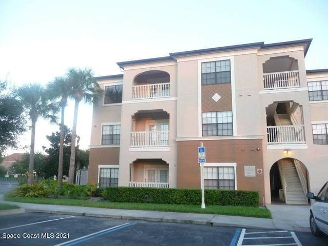 6411 Borasco Drive #213, Melbourne, FL 32940 (MLS #904621) :: New Home Partners