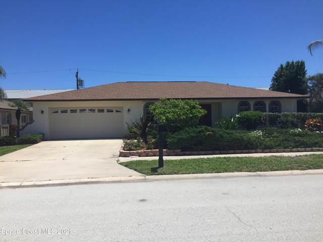 735 Atlantic Drive, Satellite Beach, FL 32937 (MLS #904628) :: New Home Partners