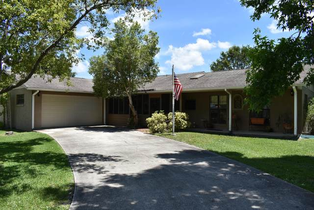7025 Kaylor Avenue, Cocoa, FL 32927 (MLS #904631) :: Blue Marlin Real Estate