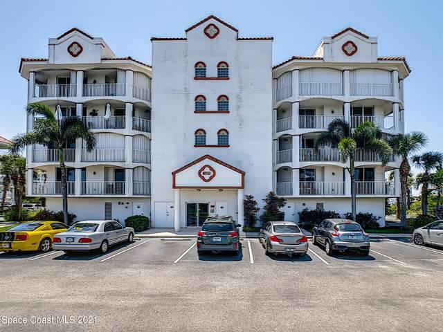 8932 Laguna Lane #503, Cape Canaveral, FL 32920 (MLS #904655) :: Keller Williams Realty Brevard